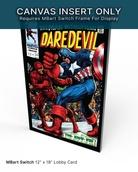 DAREDEVIL #43: Cover Art Recreation