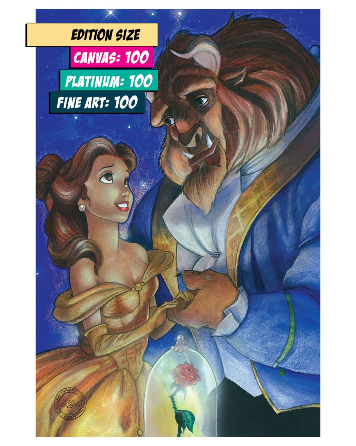 BEAUTY AND THE BEAST: TALE AS OLD AS TIME