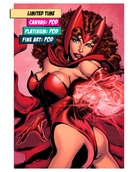 SCARLET WITCH: COME HITHER