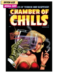 Book - CHAMBER OF CHILLS #19 : REPRINT