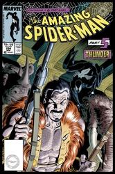 THE AMAZING SPIDER-MAN #294: