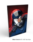 VILLAINS: COBRA COMMANDER
