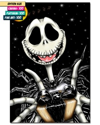 JACK SKELLINGTON: WHAT'S THIS?