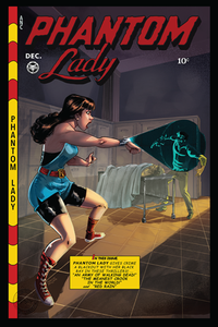 PHANTOM LADY 15: