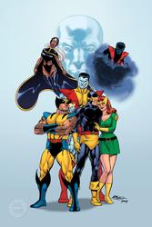 THE UNCANNY X-MEN: