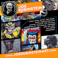 Monday Meet The Artist: Joe Rubinstein, Marvel Legend and Hall of Fame Inker