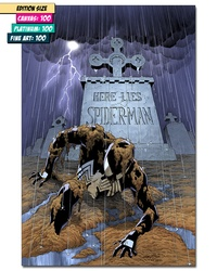 WEB OF SPIDER-MAN #32: KRAVEN'S HUNT, PART 4, RECREATION