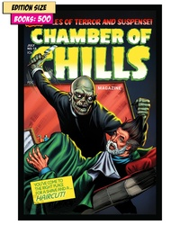 Book - CHAMBER OF CHILLS #18 : REPRINT
