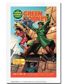 GREEN HORNET #11: OUT ON A LEDGE
