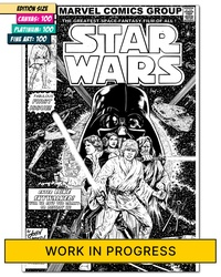 STAR WARS #1: RECREATION