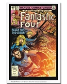 FANTASTIC FOUR #220: RECREATION (1980)
