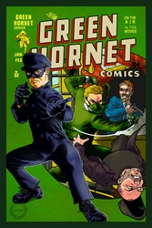 GREEN HORNET #32: