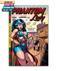 PHANTOM LADY 17: YIPPEE KI YAY