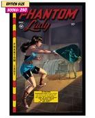 Book - PHANTOM LADY #15 PARTIAL: REPRINT