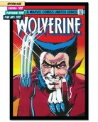 WOLVERINE #1: LIMITED SERIES Cover Art Recreation