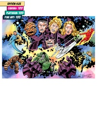 FANTASTIC FOUR: DOOM OF GALACTUS