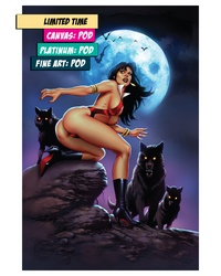 VAMPIRELLA: FULL MOON SURPRISE