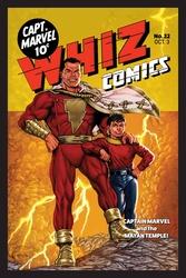 WHIZ COMICS #22: