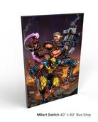 X-MEN: CABLE, GAMBIT & WOLVERINE