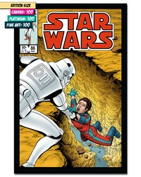 STAR WARS #86: PRINCESS IN PERIL