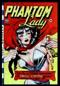 Book - PHANTOM LADY #18 PARTIAL: REPRINT