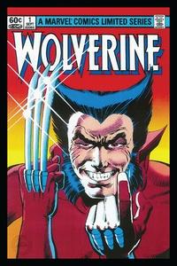 WOLVERINE #1:
