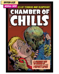Book - CHAMBER OF CHILLS #23 : REPRINT