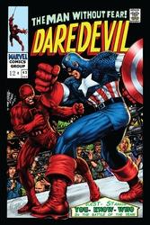 DAREDEVIL #43: