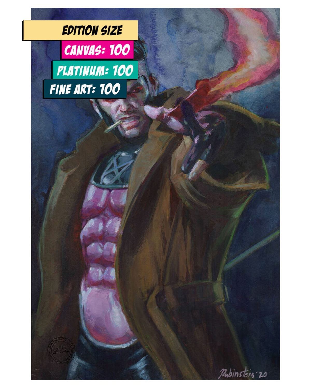 GAMBIT: SMOKIN HOT