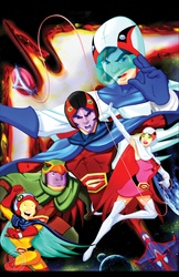 BATTLE OF THE PLANETS:
