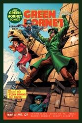 GREEN HORNET #11: