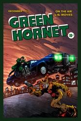GREEN HORNET #10: