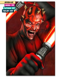 DARTH MAUL: RAGE OF THE SITH