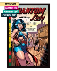 PHANTOM LADY 17: YIPPEE KI YAY
