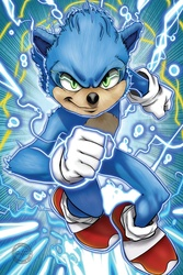 SONIC THE HEDGEHOG: