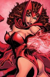 SCARLET WITCH:
