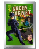 GREEN HORNET #32: KATO IN CHARGE