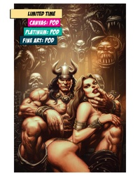 CONAN THE BARBARIAN: THRONE OF SPOILS