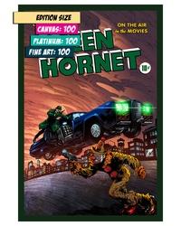 GREEN HORNET #10: RECREATION