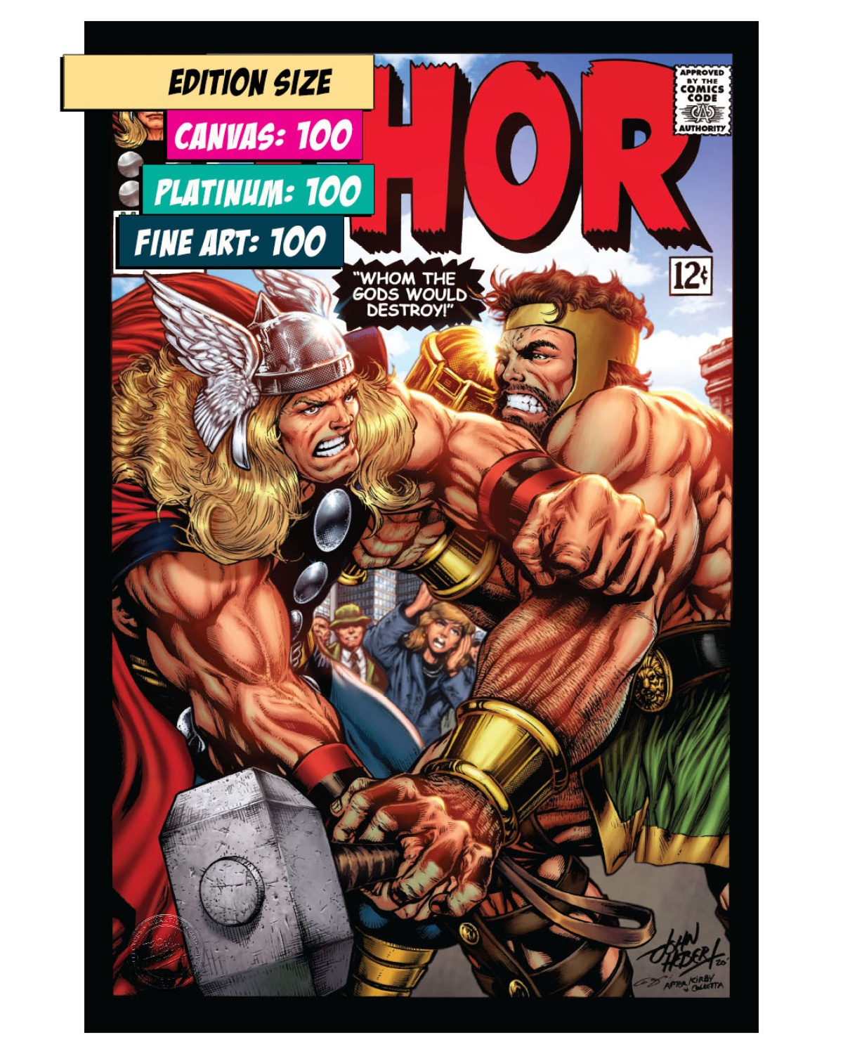 THOR #126: RECREATION
