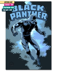 BLACK PANTHER: JUNGLE ACTION