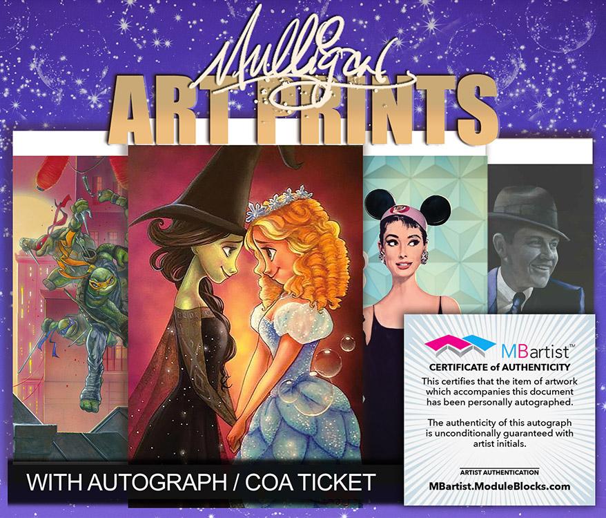 James C. Mulligan: Art Prints
