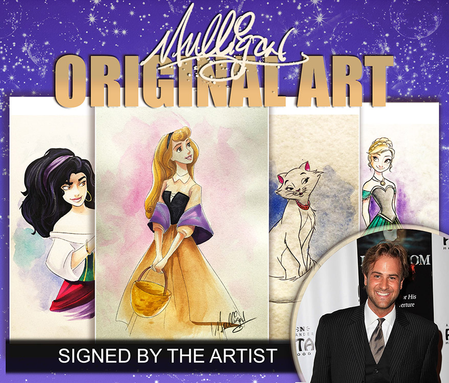 James C. Mulligan: Original Art