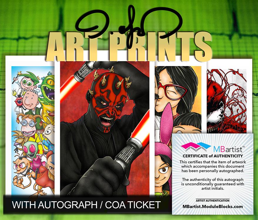 Jaime Coker: Art Prints