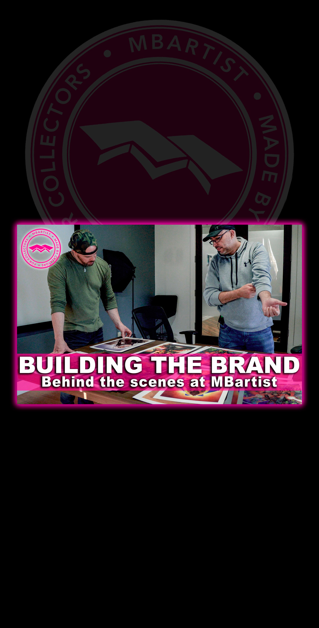 MBartist | Building the Brand Ep: 1