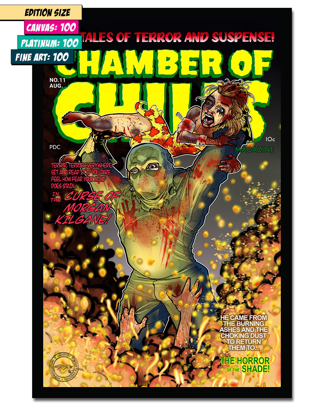 CHAMBER OF CHILLS 11: CAST INTO SHADOW