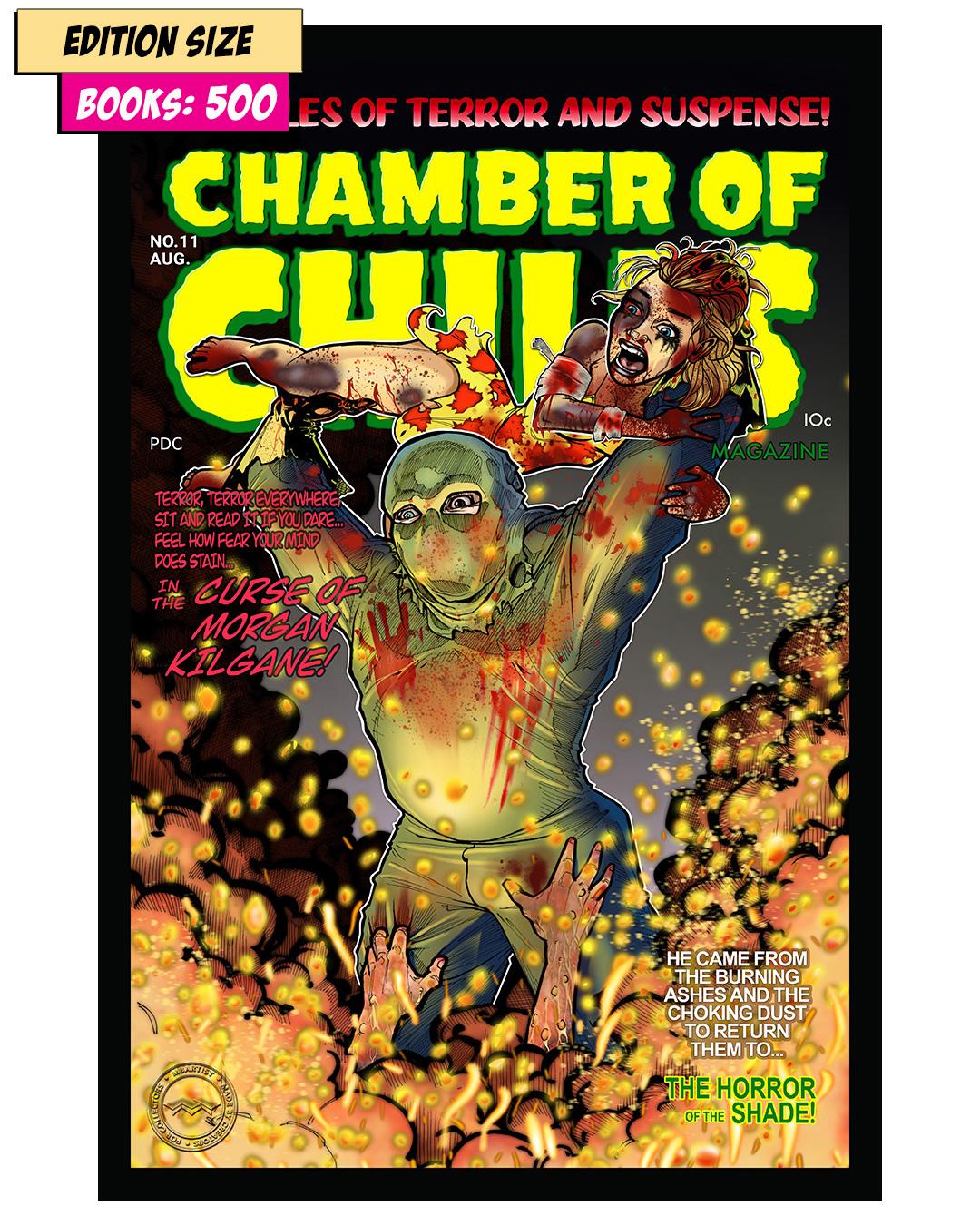 Book - CHAMBER OF CHILLS #11 : REPRINT