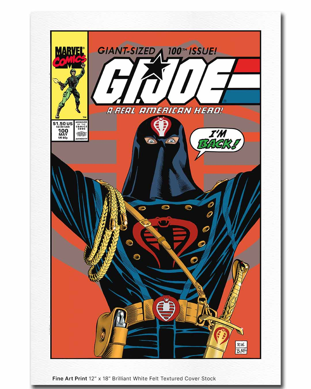 G.I. JOE #100: SEEDS OF EMPIRE