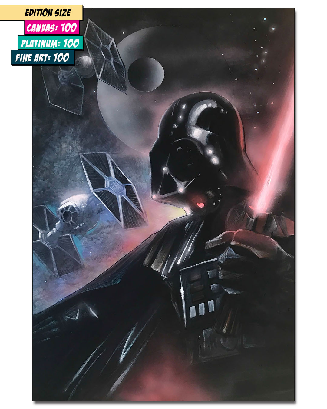 DARTH VADER: SITH LORD OF THE EMPIRE