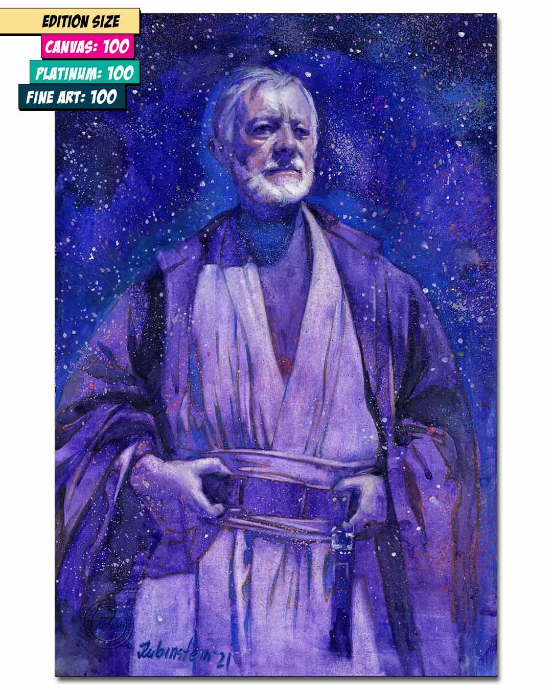 STAR WARS PORTRAITS: OBI-WAN KENOBI